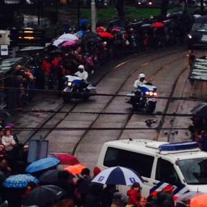 evenementen beveiliging amsterdam sinterklaas intocht 2014
